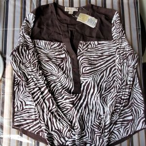Michael koors Woman's button down blouse